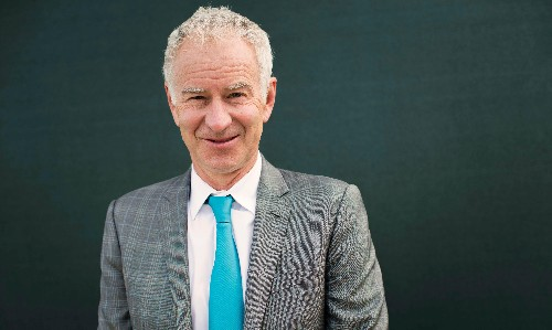 John McEnroe: Still Rockin' at 60 review – everybody loves him these days. Well, almost everybody