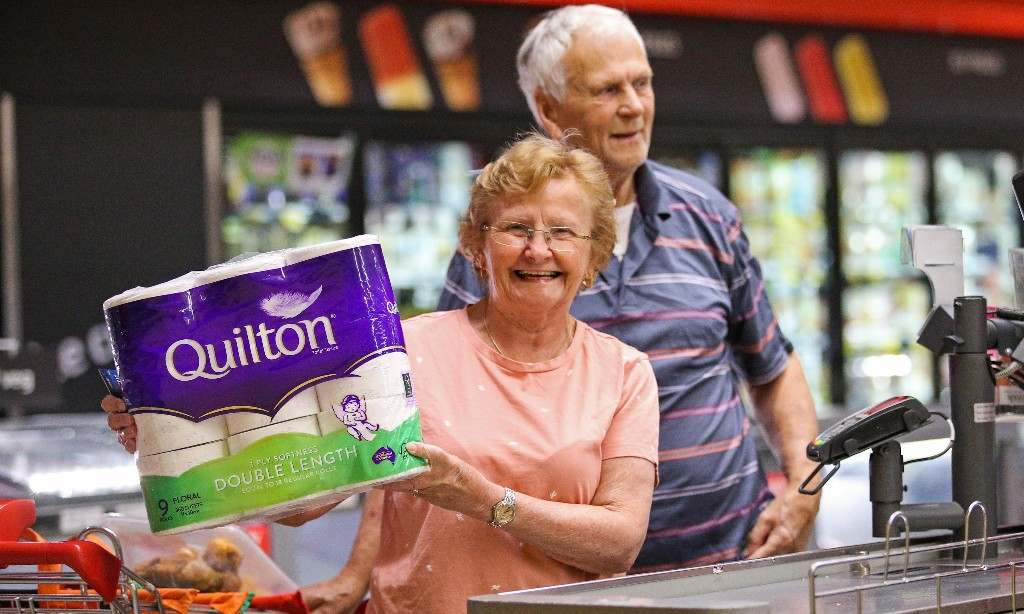 Government scheme delivers just 38 of predicted 36,000 Covid food boxes to older Australians
