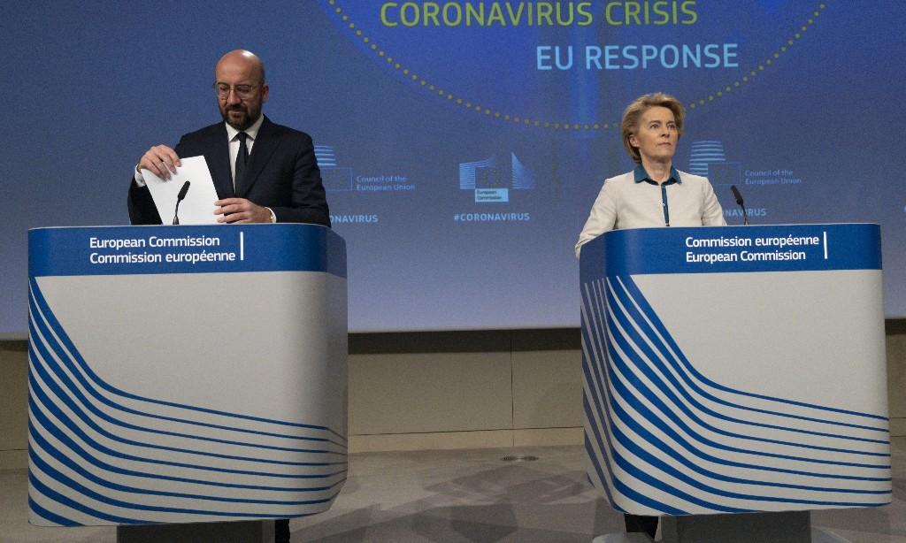 EU leaders are split over coronavirus recovery