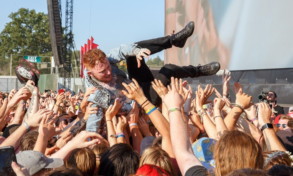 Coronavirus: hospitality VAT cut will apply to concerts and music festivals
