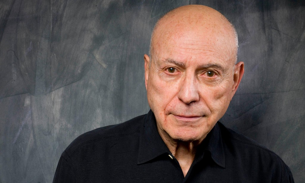 Alan Arkin on Hollywood success: 'I was miserable pretty much all of the time'