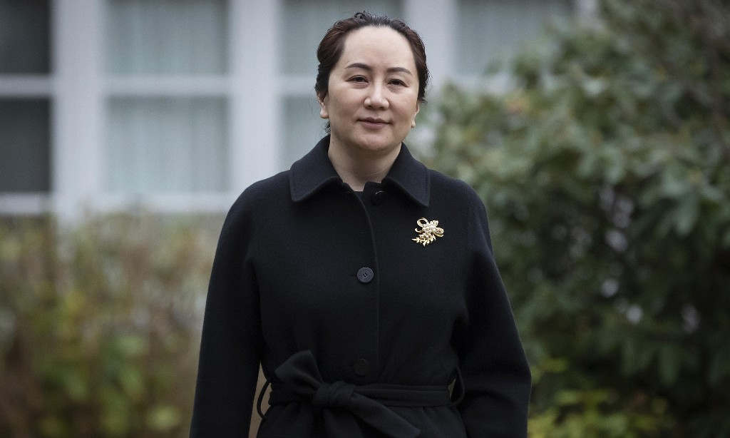 US in talks over deal to resolve case of arrested Huawei finance chief