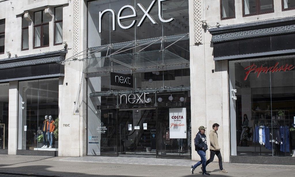 Online shopping makes many high street jobs unviable, says Next boss