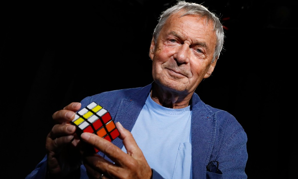 Ernó Rubik: 'The Cube gives me hope people can solve their problems and survive'