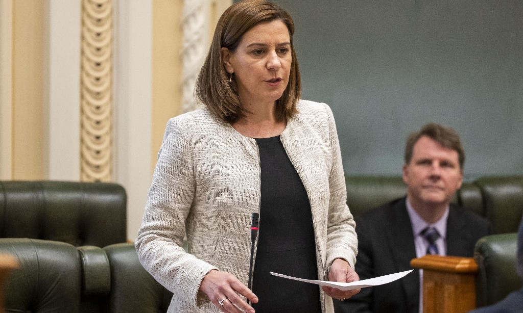 Christian soldiers and climate deniers: inside the fight for control of the Queensland LNP