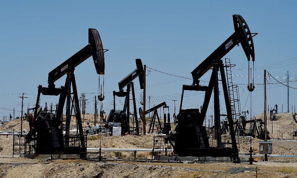 Oil going down sucks - Magazine cover