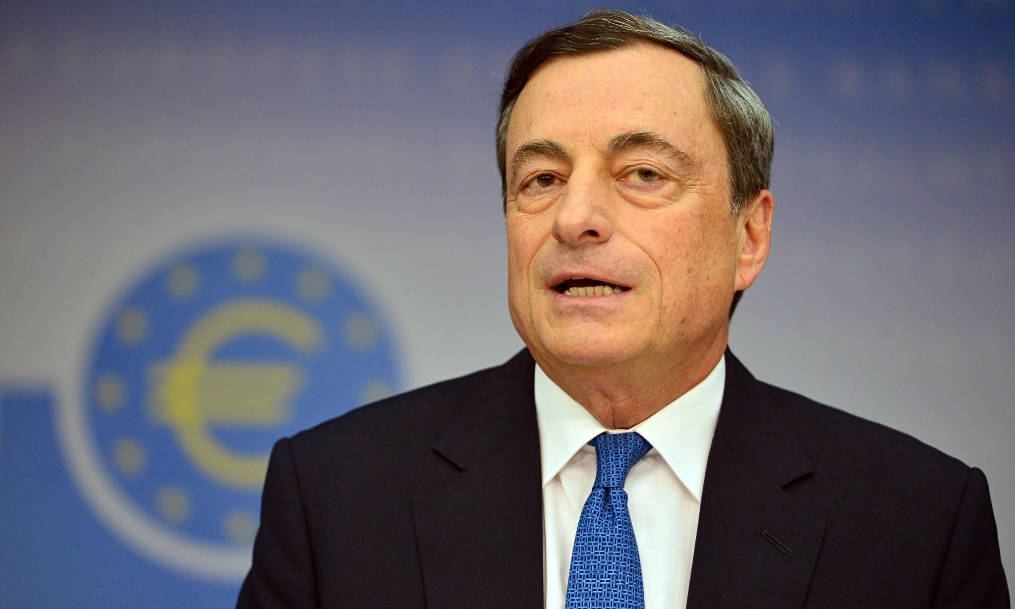 ECB could pump €1tn into eurozone in fresh round of quantitative easing