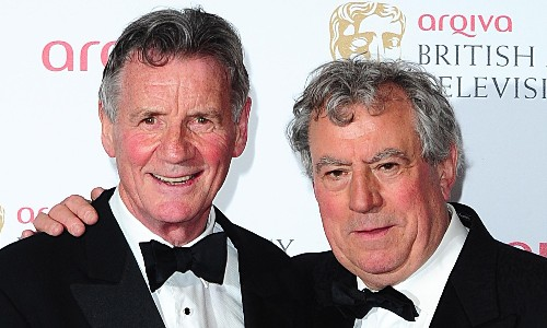 Terry Jones, Life of Brian director and Monty Python founder, dies aged 77