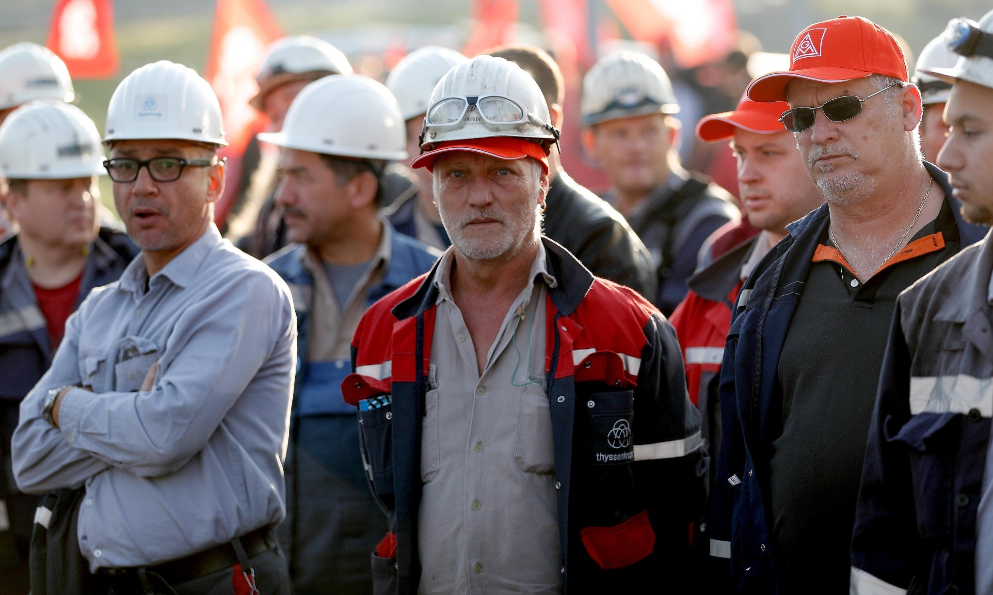 Steelworkers face huge pension cuts as Tata completes merger
