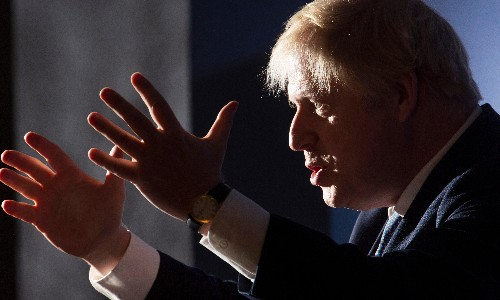 Boris 'Teflon' Johnson's rise shows how our ruling classes are not fit for purpose
