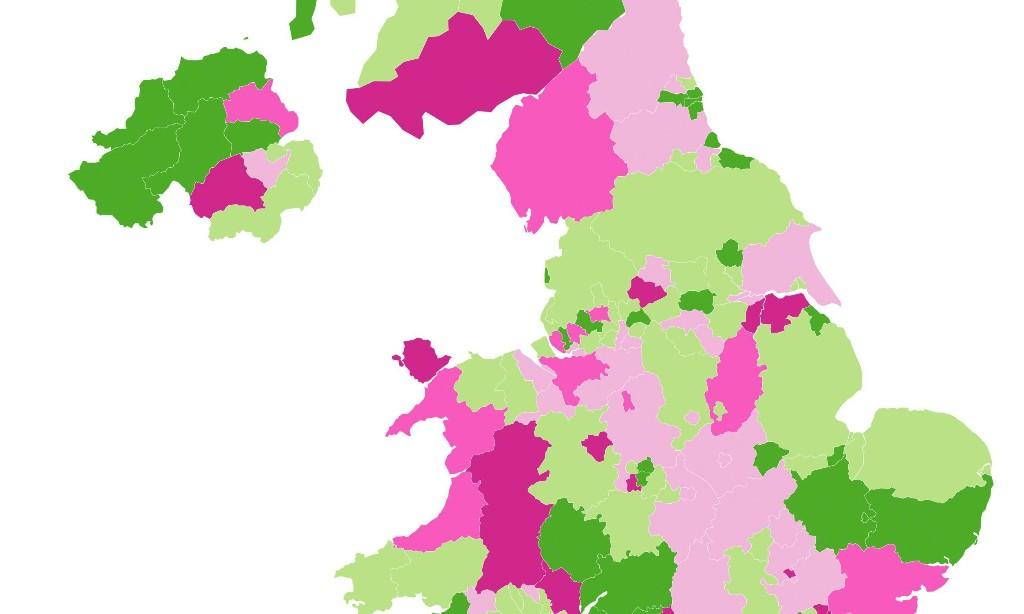 Coronavirus UK: are Covid-19 cases rising or falling near you?