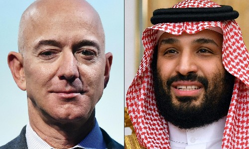UN experts demand US inquiry into Jeff Bezos Saudi hacking claims