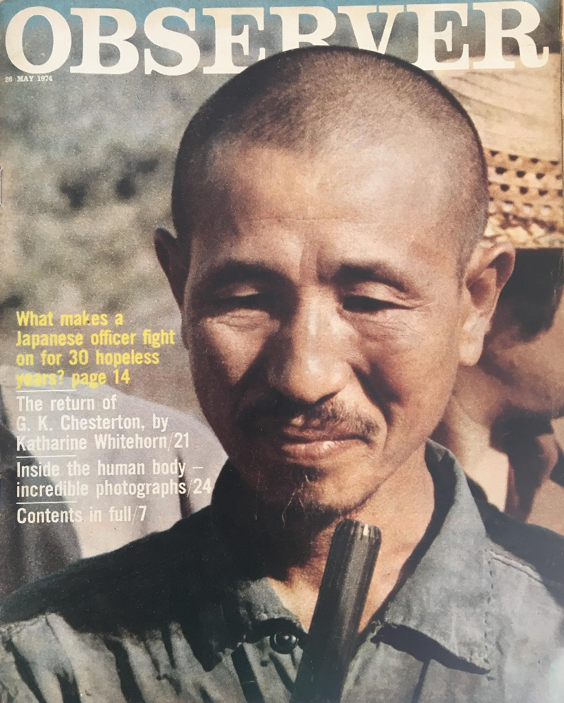 From the archive: a Japanese soldier fights on, May 1974