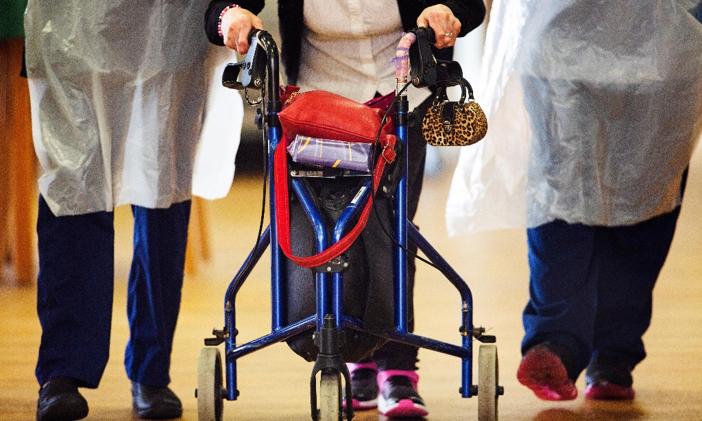 Over-40s in UK to pay more tax under plans to fix social care crisis