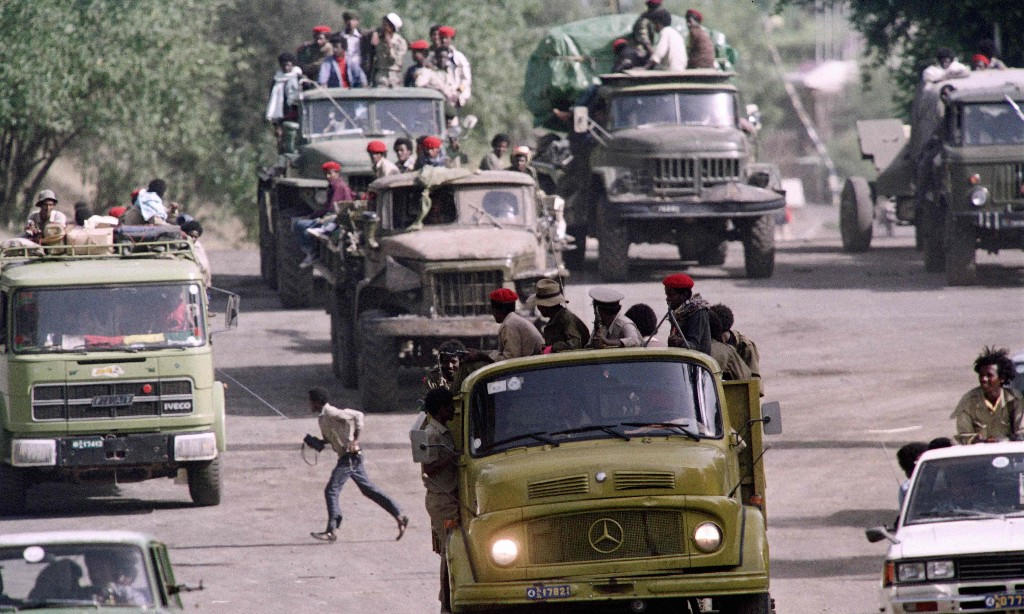 Rise and fall of Ethiopia's TPLF – from rebels to rulers and back