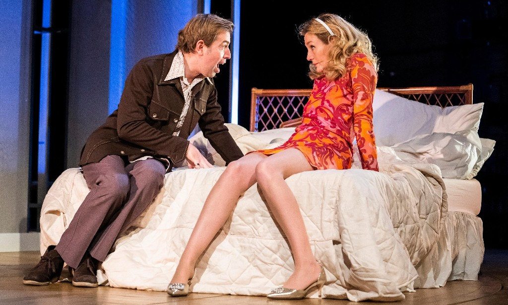 Betrayal review: Pinter's love triangle offers fresh pleasures and shorter pauses