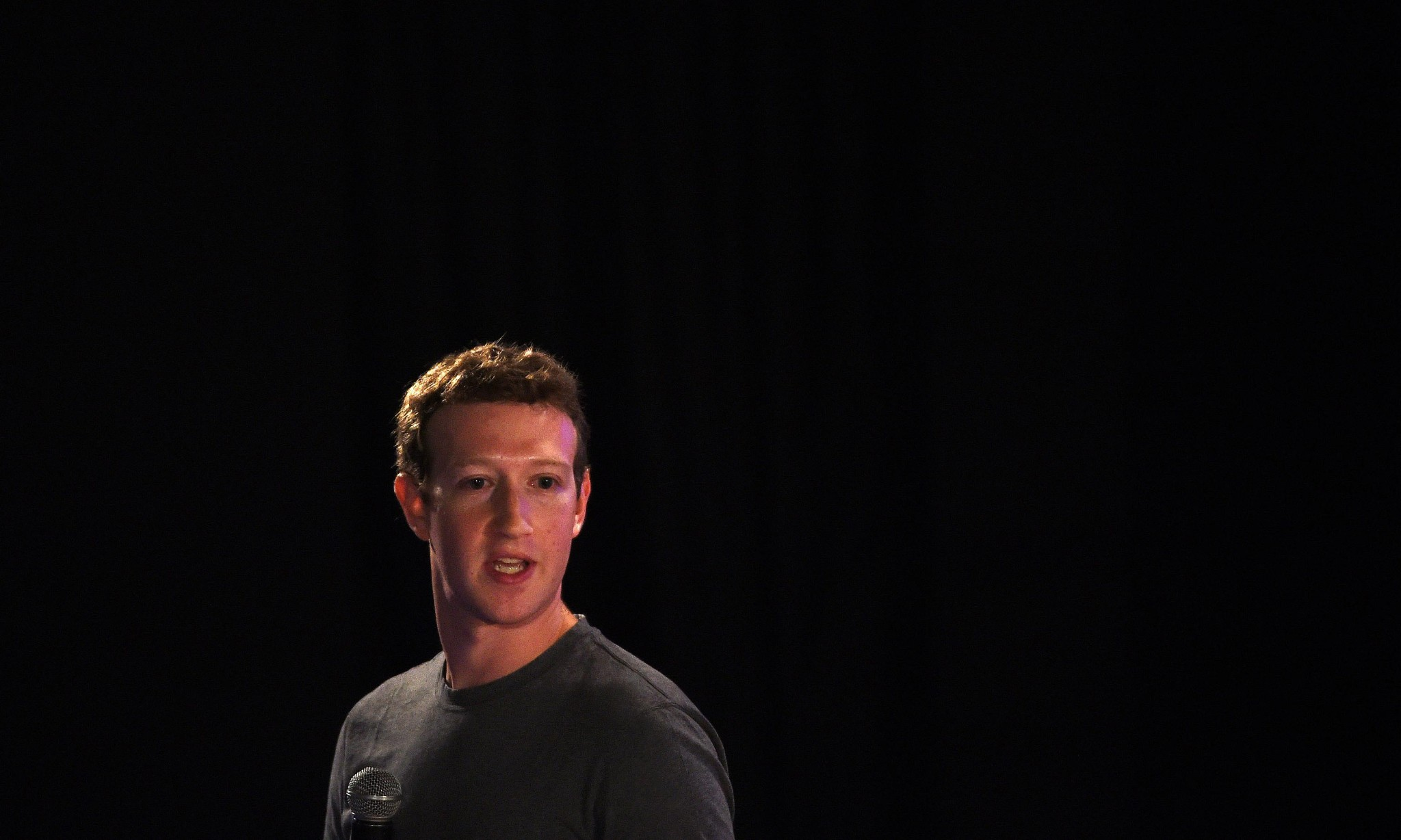 Facebook's fake news: Mark Zuckerberg rejects 'crazy idea' that it swayed voters