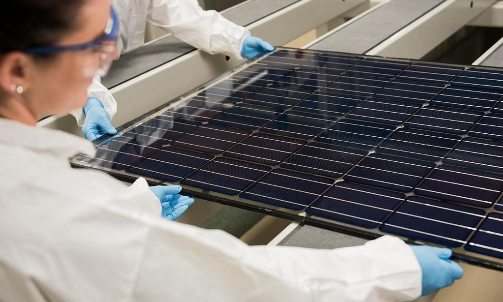 UK firm's solar power breakthrough could make world's most efficient panels by 2021