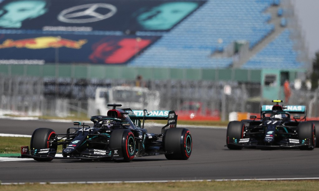 Lewis Hamilton says F1's planned rule change is attempt to slow Mercedes