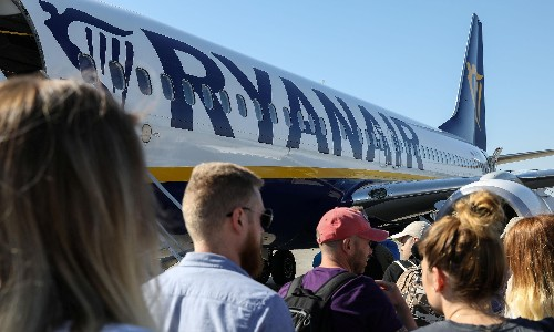 Piloting Ryanair through bumpy times may be a stretch even for Michael O'Leary