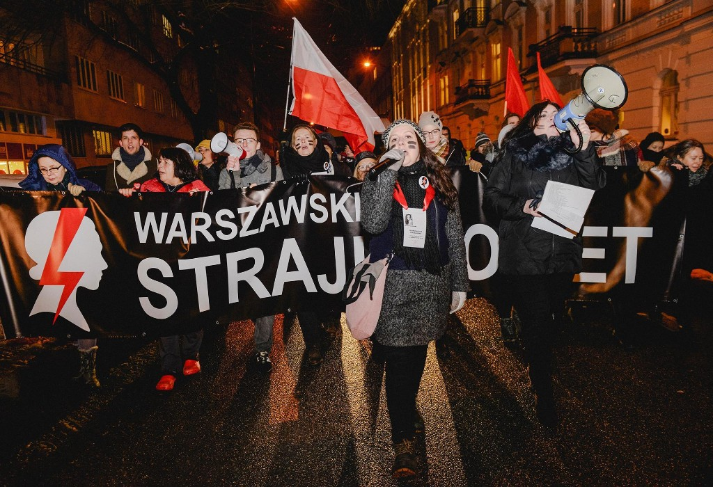 The price of choice – the fight over abortion in Poland