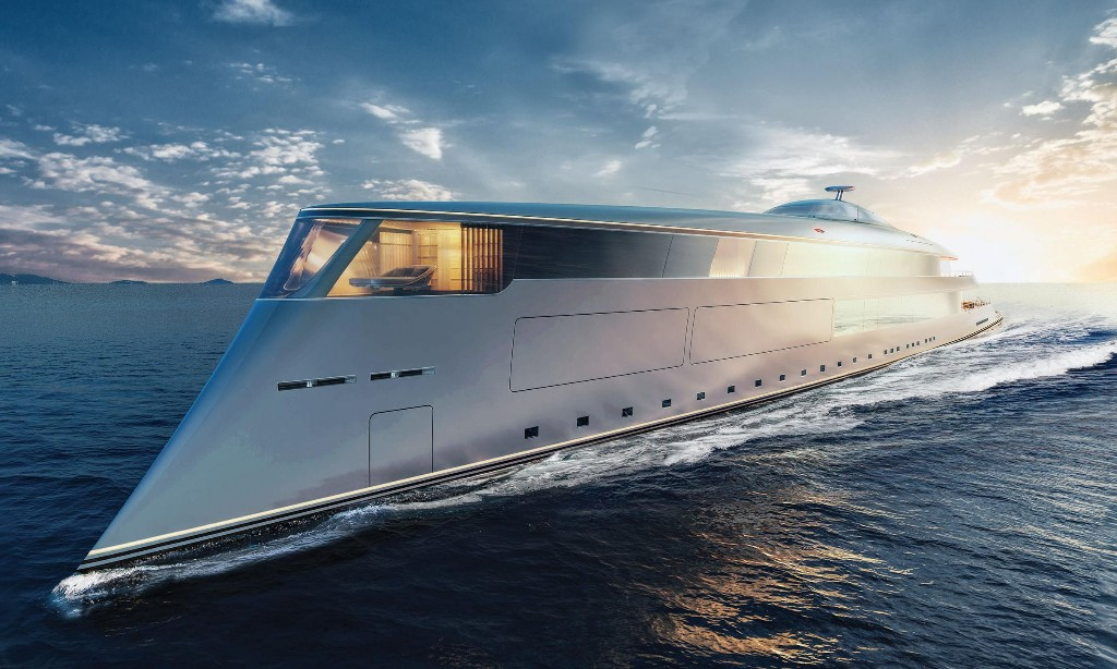 Bill Gates orders £500m hydrogen-powered superyacht [updated]