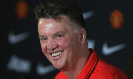 Louis van Gaal: 'I was more worried about Villa than Manchester City'