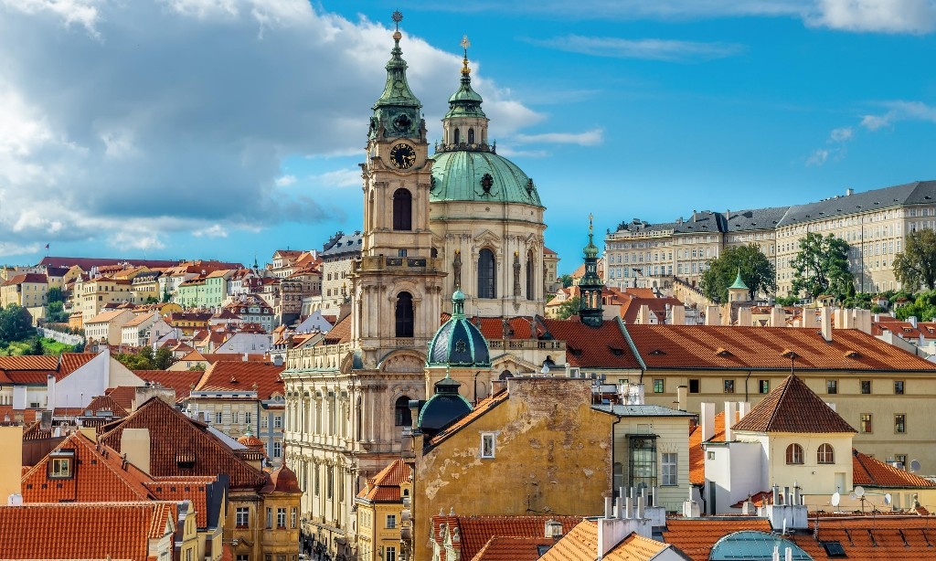 Prague - cover