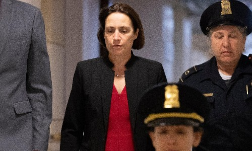 Fiona Hill: British-born Russia expert drawn into impeachment storm