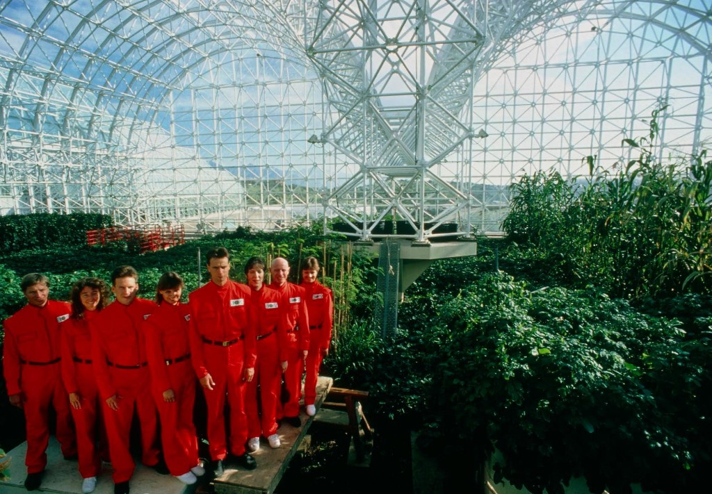 Spaceship Earth review – 90s Arizona eco-experiment looks like reality TV