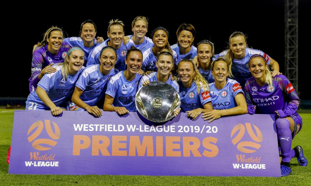 Melbourne City's slow burn vindicated with W-League premiership