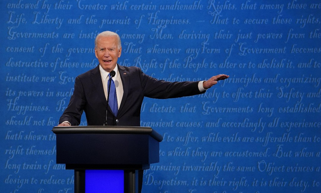 From climate to China, how Joe Biden is plotting America's restoration