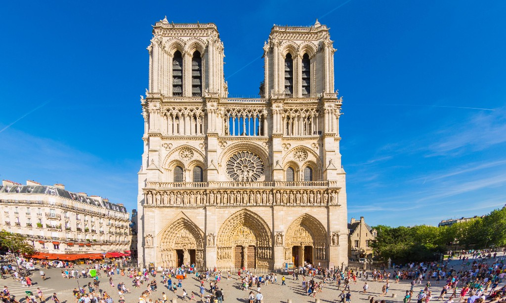 Looted landmarks: how Notre-Dame, Big Ben and St Mark's were stolen from the east
