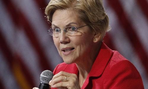 Elizabeth Warren trolls Facebook with 'false' Zuckerberg ad