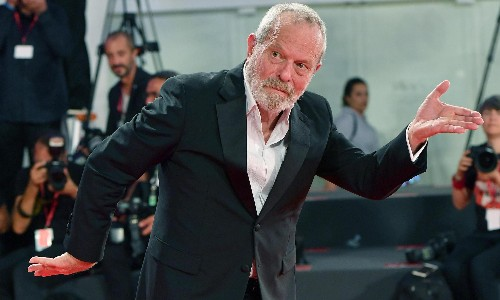 Terry Gilliam says he disagrees with John Cleese's worldview