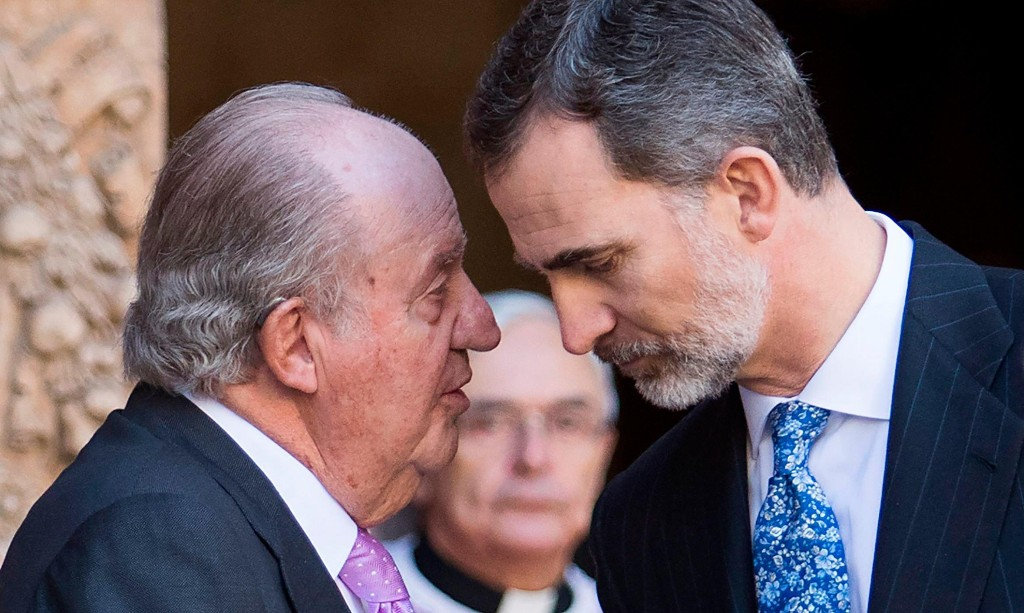 Juan Carlos has fled Spain, but questions over his past will follow him
