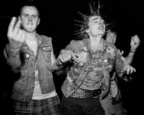 Moshpit mayhem: the northern club where punks rampaged to Hellbastard