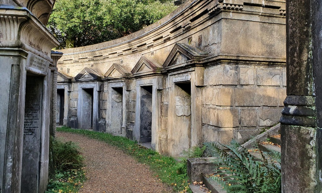 Exit through the gift shop as Highgate cemetery woos death tourists