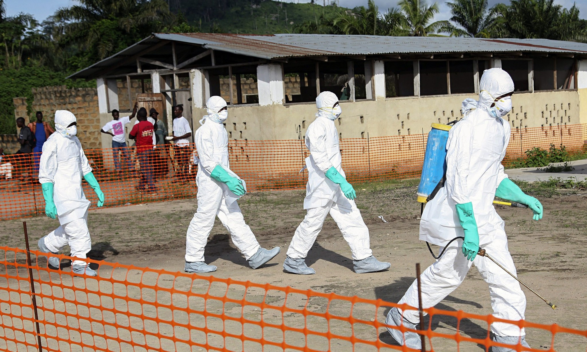 Should we be worried about an Ebola outbreak in the UK?