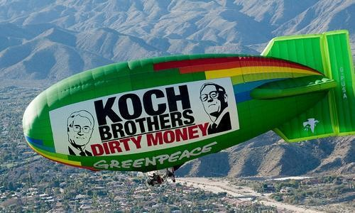 Kochland review: how the Kochs bought America – and trashed it