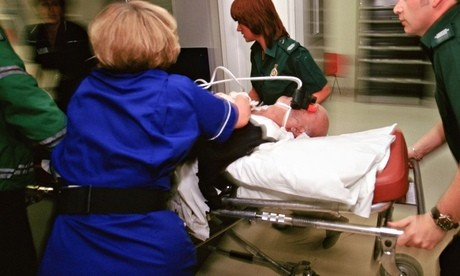 Overcrowded hospitals 'killed 500' last year, claims top A&E doctor