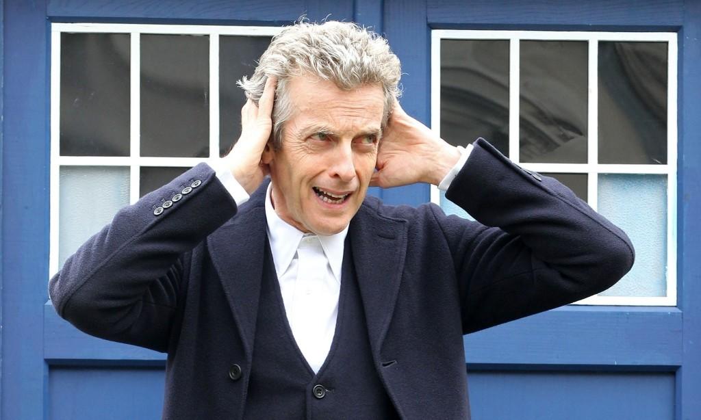 TARDIS Crew - Magazine cover