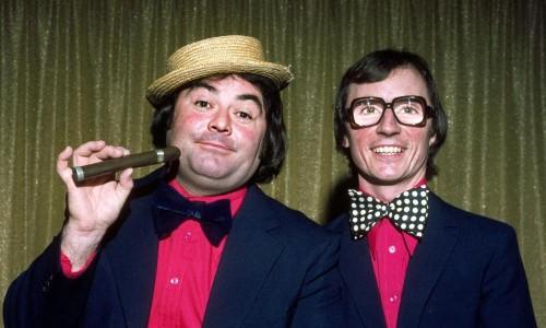 Comedian Eddie Large dies after contracting coronavirus