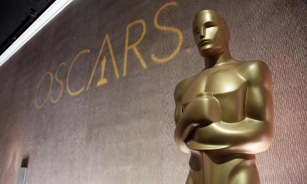 Oscars - cover