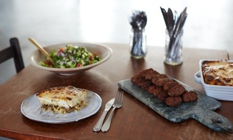 Turkish delights: köfte and firinda recipes from northern Cyprus