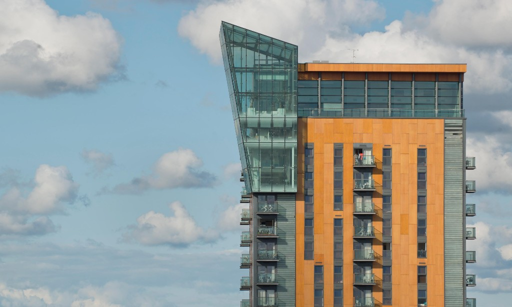 Manchester tower block residents ineligible for £1bn recladding fund