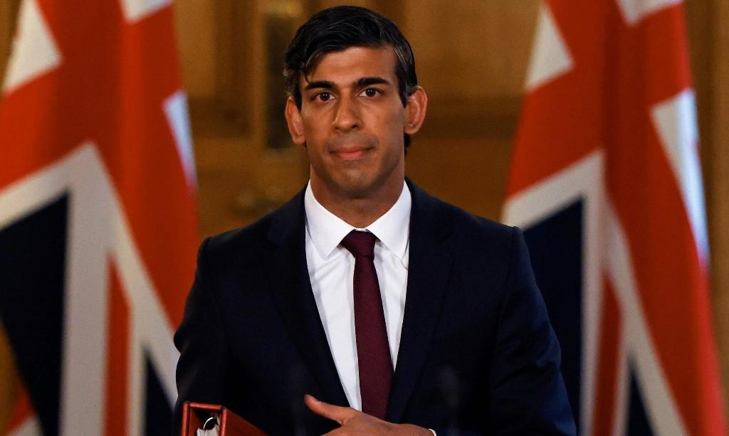 UK public finances pushed into £36bn deficit as inflation rises