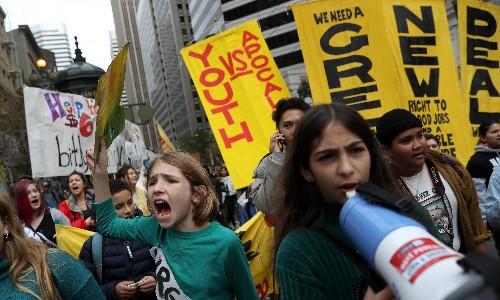 Activists cheer BlackRock's landmark climate move but call for vigilance