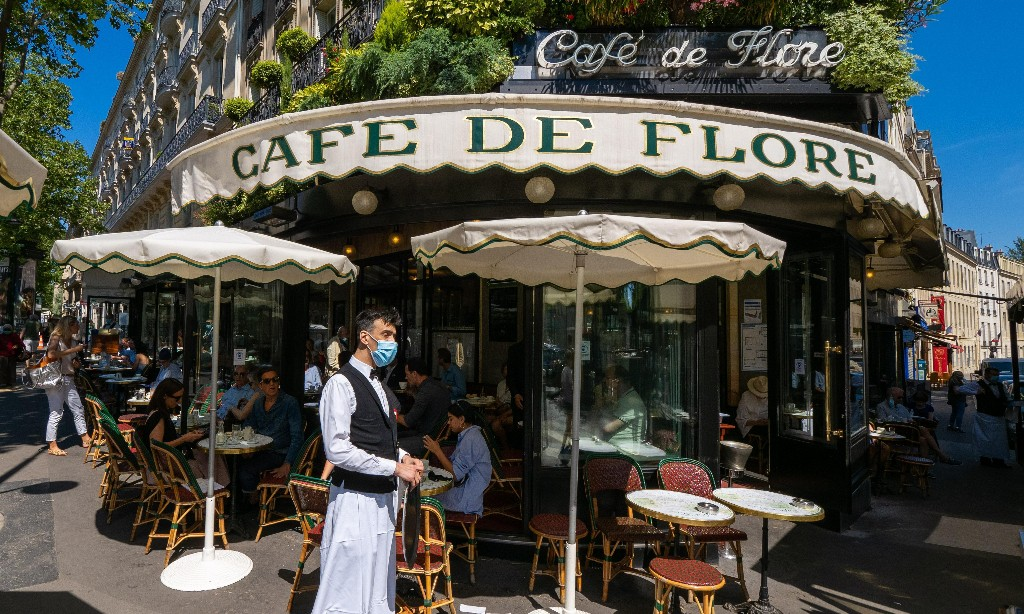 Global report: Germany eases travel ban and cafe culture returns to Paris