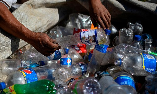 Coke and Pepsi sued for creating a plastic pollution 'nuisance'